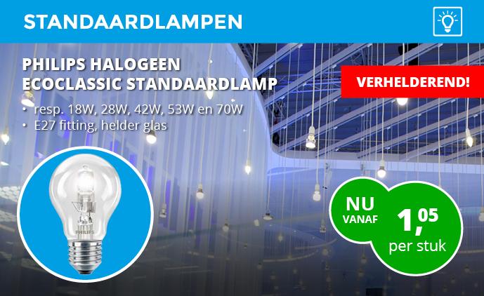 Philips Eco Halogeen Super geprijsd
