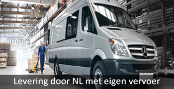Op vaste dagen door heel Nederland