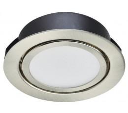 HP-Led LED Meubelspot inb 220V/ 230V 3W 3000K 280L 70x22x56 Wit No-Dim