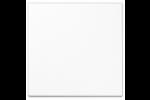 Jung LS range tastafdekking Wit 9010 LS1700WW voor de  1710De