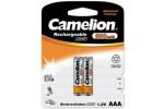 Camelion Oplaadbare Batterij Nimh 1.2V 600Mah Potlood Aaa Bls2