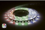 Integral Ledstrip Flex RGB+W  5Mtr 72 Leds 24V 12W P.M Ip33 10mm breed