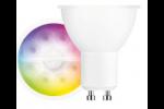 AOne Bluetooth Smart Led Extra Lamp 1 x 5W Gu10 RGBW Dim