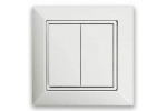 Arditi Casambi Bluetooth 808924 Zender Wandschakelaar 2-V 4-Polig RW4E