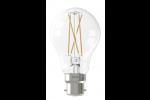 Calex Smart Led 429014 Fila He Std Lamp B22 7W 806L 1800-3000K