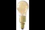 Calex Smart Led 429115 Fila Goud Kogell. P45 E14 4.5W 400L 1800-3000K