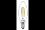 Philips Filament Classic Kaarslamp Helder 5w- 40w 2700K 70982500