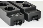 Wieland Netbox Gst18-3 3-Voudig Wit Met Beveiliging 111Wdd