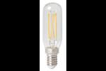 Calex LED Filament Buis 35W 310lm E14 T25x85 Helder 2700K Dimbaar