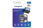 Integral 16GB V10 High Speed microSDHC Card class10 100MB/s SDadapter