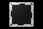 Jung A550 Blindplaat A594-0SWM Grafiet Zwart Mat