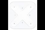 Arditi Casambi Bluetooth 800672 Zender Wandschakelaar XPRESS Wit