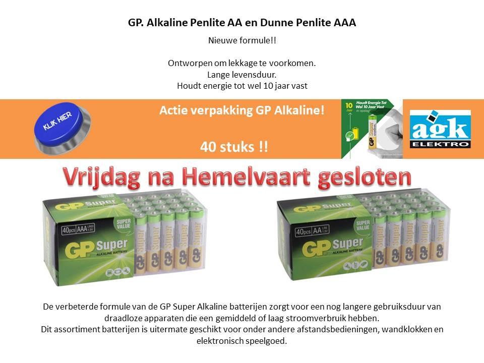 GP Actie Pack