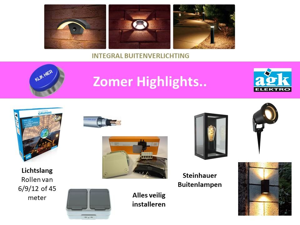 Zomer Highlights